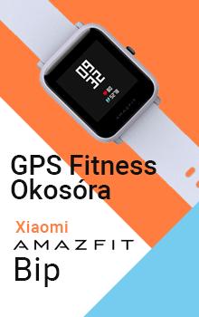 Xiaomi Amazfit Bip GPS fitness okosóra