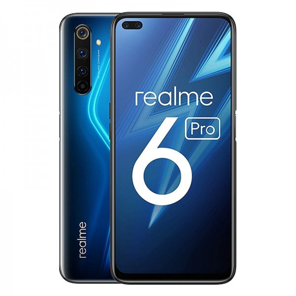 Realme 6 Pro Dual-SIM 128GB 6GB RAM - Kék
