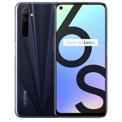 Realme 6S Dual-SIM 64GB 4GB RAM - Fekete