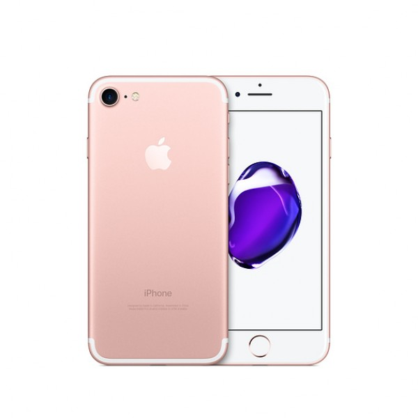 Apple iPhone 7 128GB - Rozé Arany