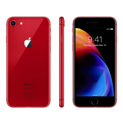 Apple iPhone 8 64GB Piros