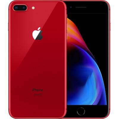 Apple iPhone 8 Plus 64GB Piros
