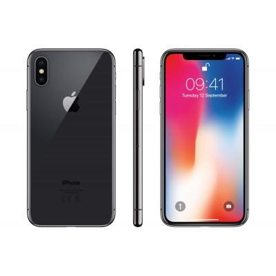 Apple iPhone X 256GB Szürke
