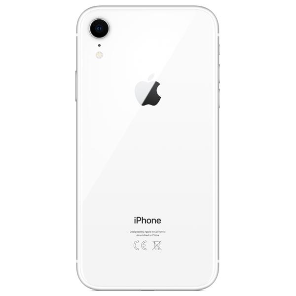 Apple iPhone XR 64GB – Fehér - Kártyafüggetlen