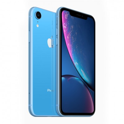 Apple iPhone XR 64GB – Kék - Kártyafüggetlen