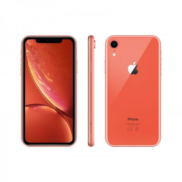 Apple iPhone XR 64GB – Korall - Kártyafüggetlen
