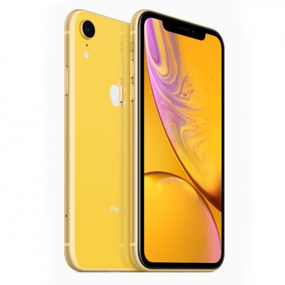 Apple iPhone XR 64GB – Sárga - Kártyafüggetlen
