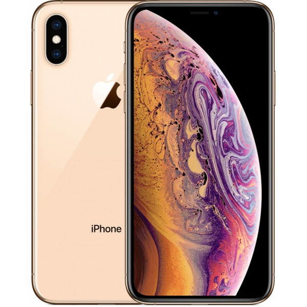 Apple iPhone XS Max 64GB – Arany – Kártyafüggetlen