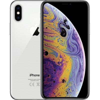 Apple iPhone XS 256GB – Ezüst – Kártyafüggetlen