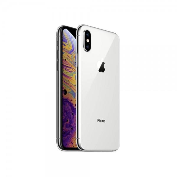 Apple iPhone XS 64GB – Ezüst – Kártyafüggetlen