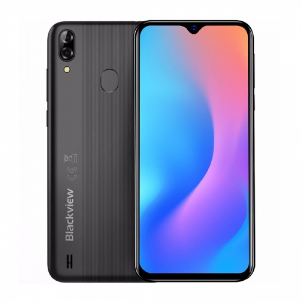 Blackview A60 Pro Dual Sim 16GB 3GB RAM - Fekete