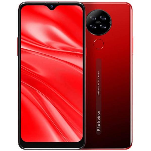 Blackview A80 Dual Sim 16GB 2GB RAM - Piros