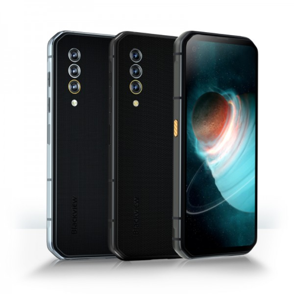 Blackview BL6000 Pro 5G Dual Sim 256GB 8GB RAM - Szürke