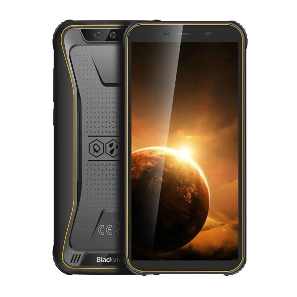 Blackview BV5500 Plus Dual Sim 32GB 3GB RAM - Citromsárga