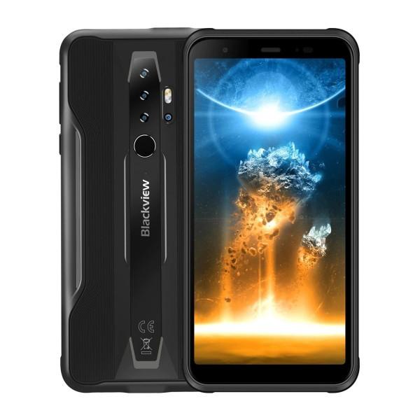 Blackview BV6300 Pro Dual Sim 128GB 6GB RAM - Fekete