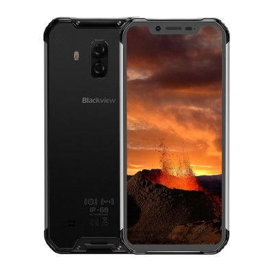Blackview BV9600E Dual Sim 128GB 4GB RAM - Szürke