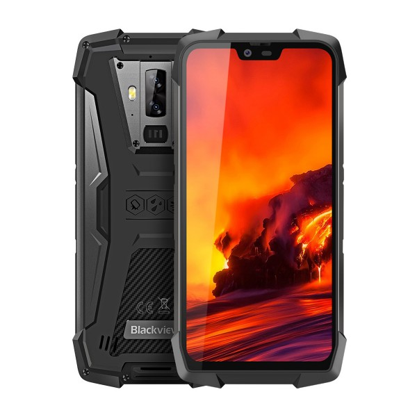 Blackview BV9700 Pro Dual Sim 128GB 6GB RAM - Szürke