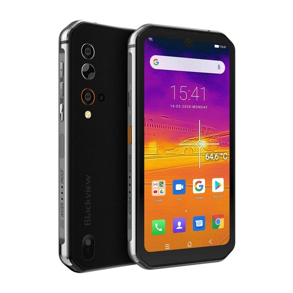 Blackview BV9900 Pro Dual Sim 128GB 8GB RAM - Ezüst