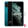 Cubot Note 7 Dual Sim 16GB 2GB RAM – Zöld