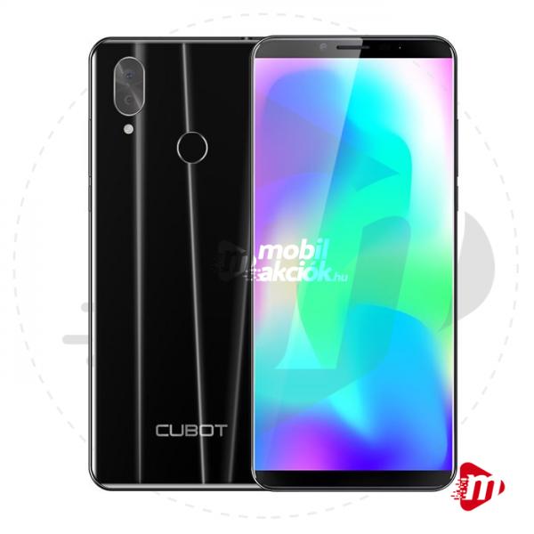 Cubot X19S Dual Sim 32GB 4GB RAM – Fekete