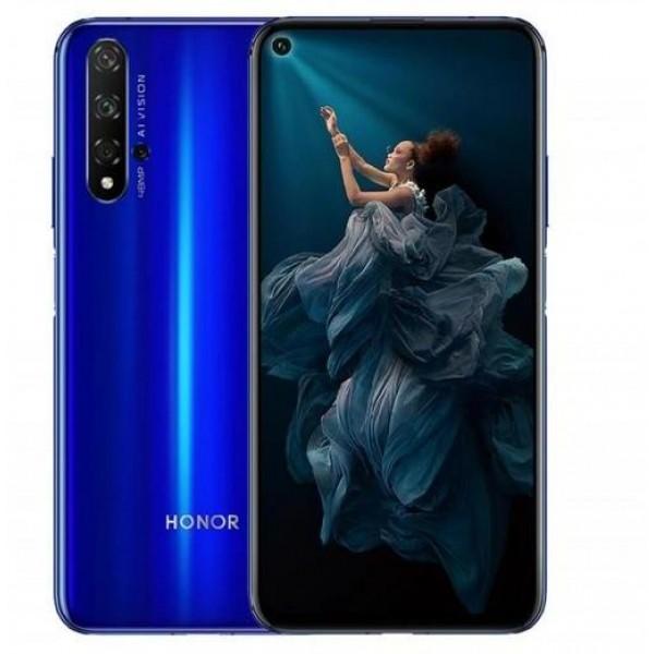 Honor 20 Dual Sim 128GB 6GB RAM - Zafír Kék