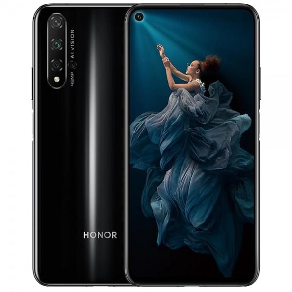 Honor 20 Dual Sim 128GB 6GB RAM - Fekete