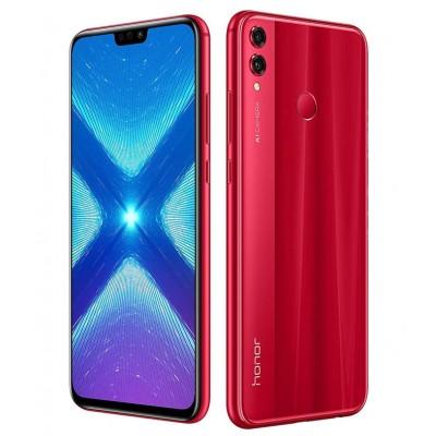 Honor 8X Dual Sim 64GB 4GB RAM - Piros