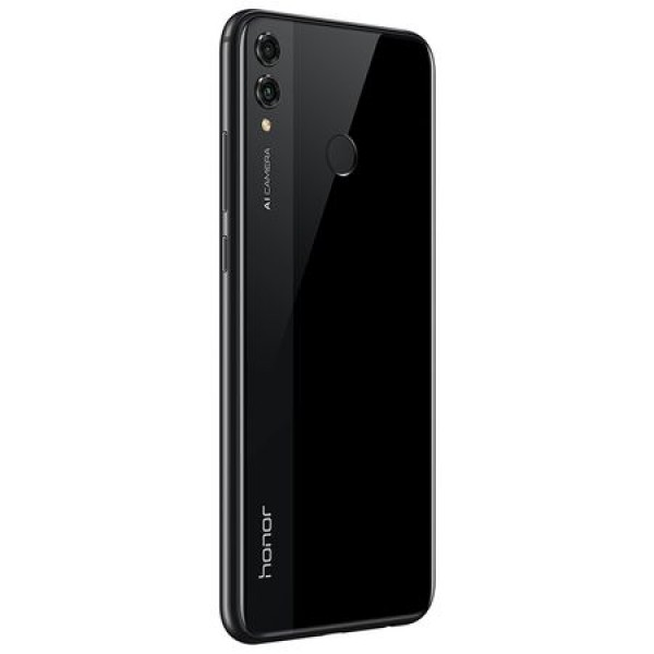 Honor 8X Dual Sim 64GB 4GB RAM - Fekete