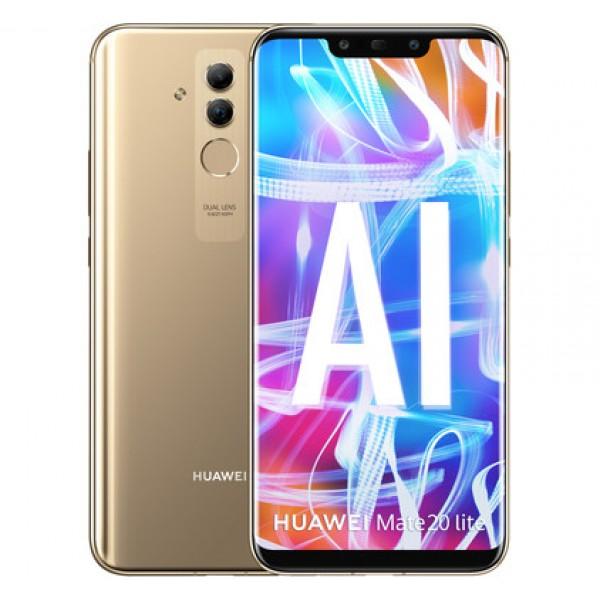 Huawei Mate 20 Lite Dual Sim 64GB - Arany