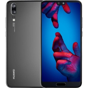 Huawei P20 Dual Sim 64GB Fekete