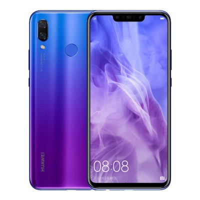 Huawei Nova 3 128GB Dual Sim LTE - Lila