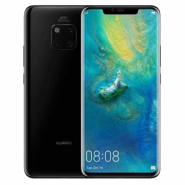 Huawei Mate 20 Pro 128GB Dual Sim – Fekete