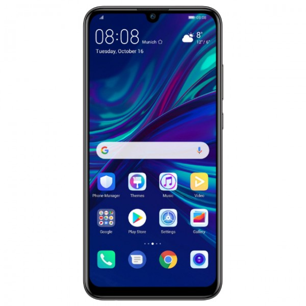 Huawei P Smart 2019 64GB Dual Sim - Éjfekete