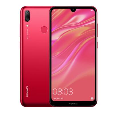 Huawei Y7 2019 32GB Dual Sim - Piros