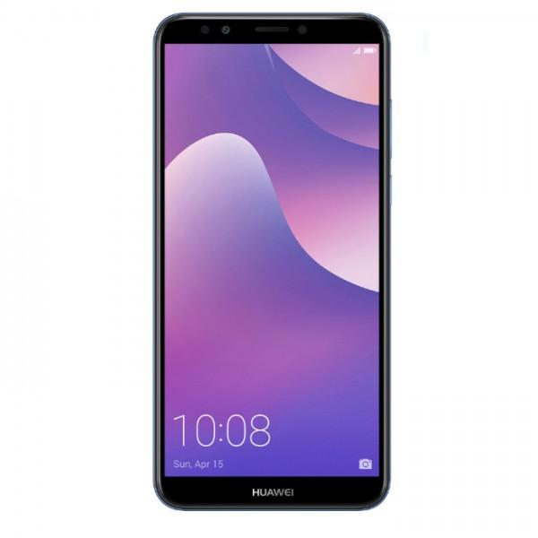 Huawei Y7 Prime (2018) 32GB Dual Sim - Kék