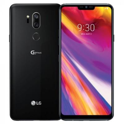 LG G7 ThinQ 64GB Fekete