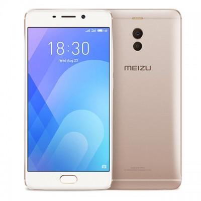 Meizu M6 Note Dual Sim 3 GB RAM, 32 GB tárhely - Arany