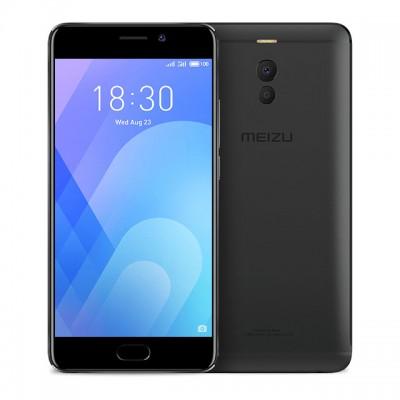 Meizu M6 Note Dual Sim 3 GB RAM, 32 GB tárhely - Fekete