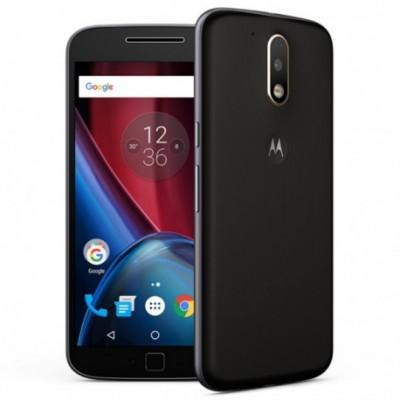 Motorola XT1642 Moto G4 Plus Dual Sim 16GB LTE Fekete