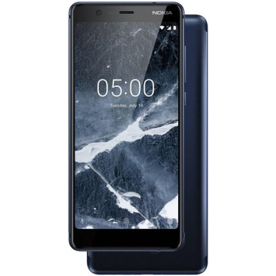 Nokia 5.1 Dual Sim 16GB - Kék