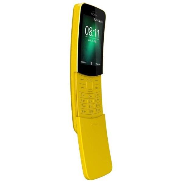 Nokia 8110 (2017) 4GB Dual Sim - Sárga