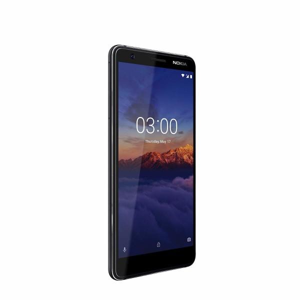 Nokia 3.1 Dual Sim 16GB - Fekete