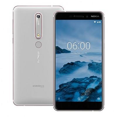 Nokia 6.1 Dual Sim 32GB LTE Fehér
