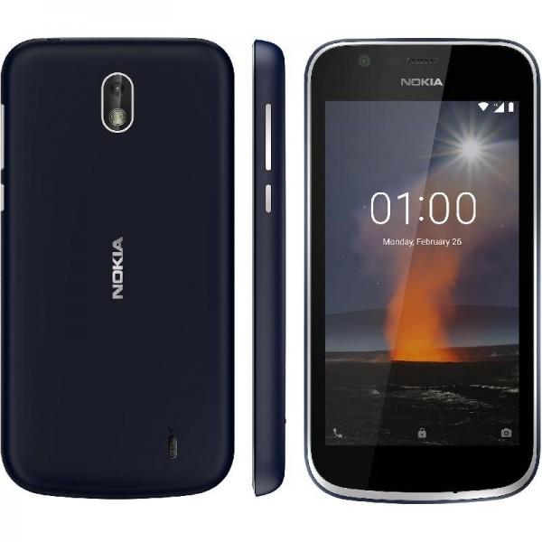 Nokia 1 DualSIM 8GB - Kék