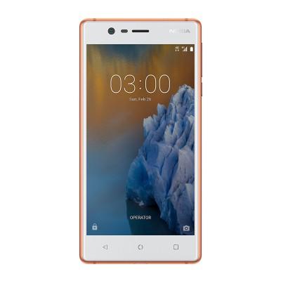 Nokia 3 16GB LTE - Réz