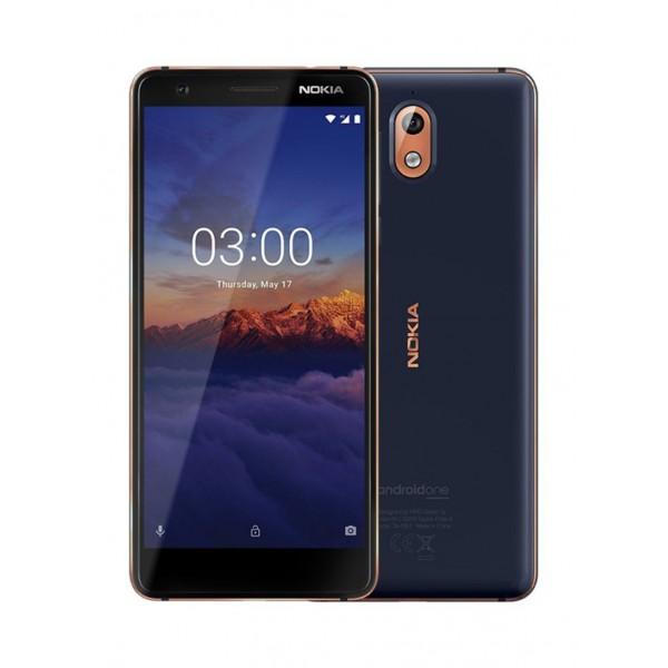 Nokia 3.1 Dual Sim 16GB - Kék