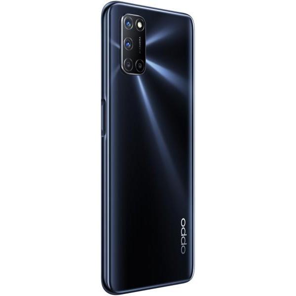 Oppo A72 Dual Sim 128GB 4GB RAM - Fekete