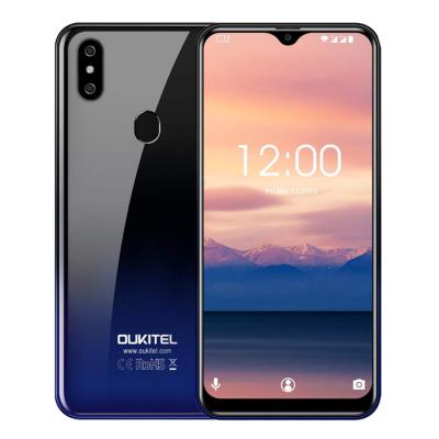 Oukitel C15 Pro Dual Sim 32GB 3GB RAM 4G - Fekete-Kék
