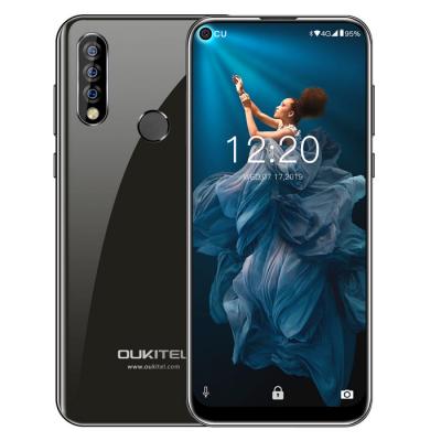 Oukitel C17 Pro Dual Sim 64GB 4GB RAM 4G - Fekete