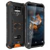 Oukitel WP5 Dual Sim 32GB 4GB RAM 4G IP68 víz, por és ütésálló - Fekete-Narancs